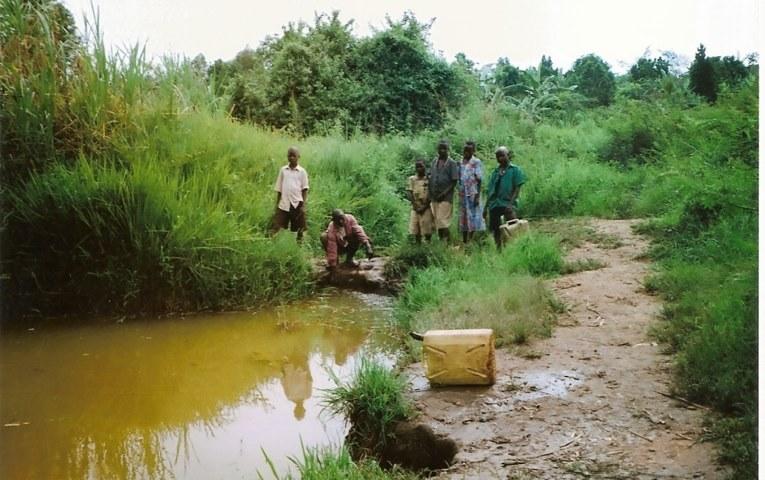 Pozzi di acqua potabile