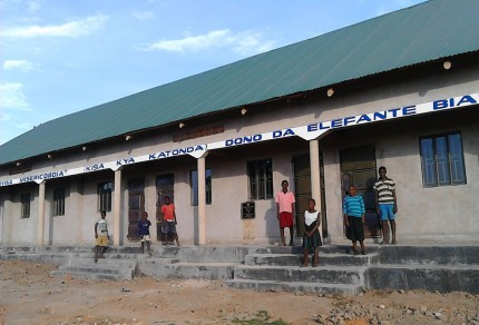 Dormitorio per i bambini della scuola elemantare S. Francis e materna Marlene di Kagoogwa