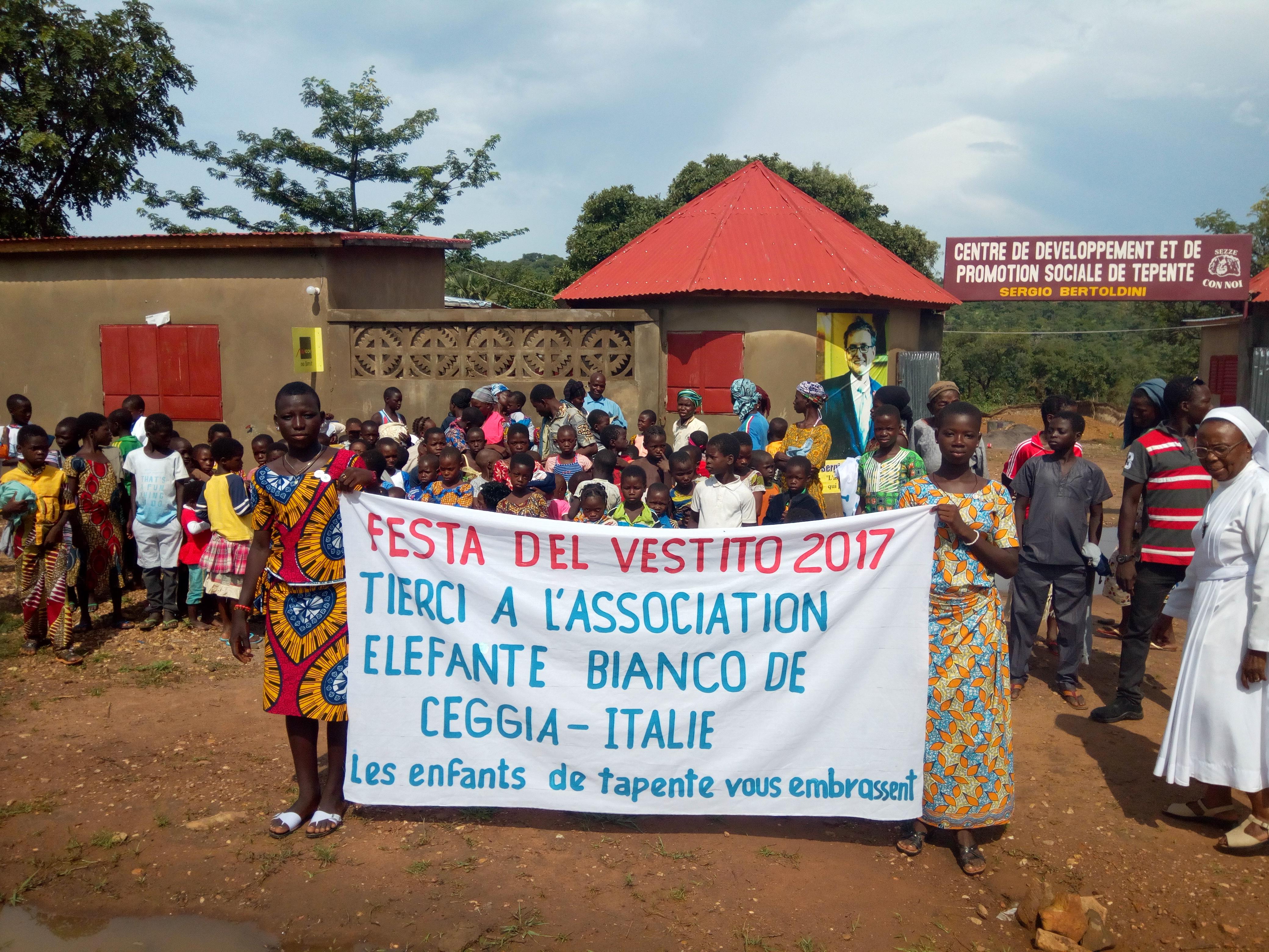Festa del Vestito 2017 in Benin